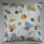 "Cushion Cover in Cath Kidston Woodland Leaf 14"" 16"" 18"" 20"""